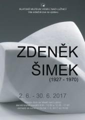 Zdeněk Šimek - výstava