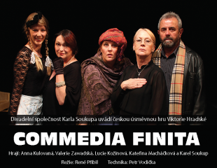 Commedia Finita