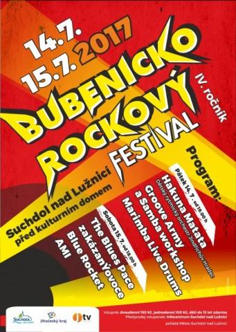 Bubenicko-rockový fesťák