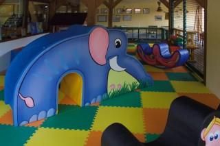 Slon - skluzavka