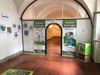 Výstava vtipů v Třeboni