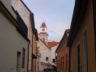 Retrobusem z Prahy do Třeboně - novinka 2017