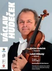 Václav Hudeček - koncert 2017