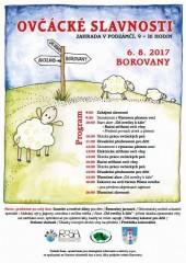 Ovčácké slavnosti Borovany 2017