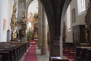 Kostel P. M. Královny a sv. Jiljí