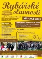 Rybářské slavnosti - program 18. - 20. 8. 2017