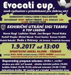 Evocati cup Třeboň
