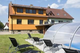 Ubytování RELAX  Třeboňsko