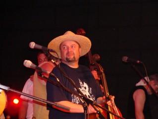 Pavel Barnáš - ředitel festivalu Okolo Třeboně
