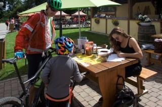 Registrace cyklistické vyjížďky RS 2017