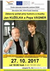 J. Kuželka a P. Vágner