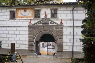 brána do města