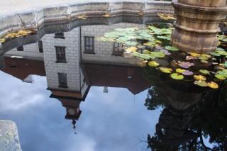 Podzim na třeboňském zámku - fotoalbum