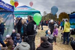 Balónek pro každé soutěžechtivé  dítě