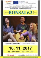 Bonsai 16. 11. 2017