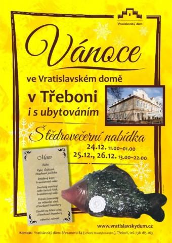 Vánoce v Třeboni