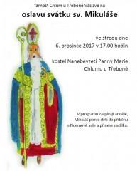Oslava sv. Mikuláše