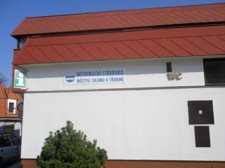 Infocentrum chlum u Třeboně