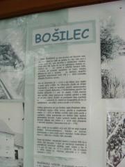 Info o obci Bošilec