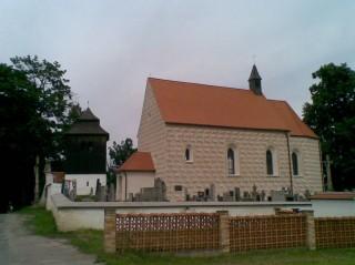 Kostel v Hamru