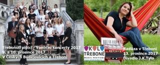 Adventní období umocní koncerty Třeboňských pištců a Radůzy - TZ