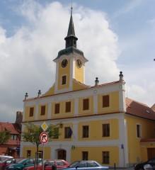 Radnice Lomnice