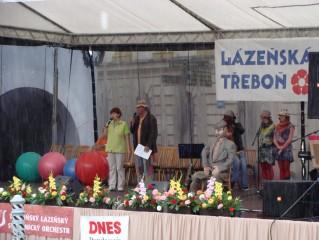 4. srpna -  Lázeňská Třeboň