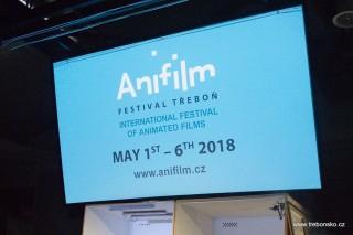 1. až 6. května - Anifilm 2018