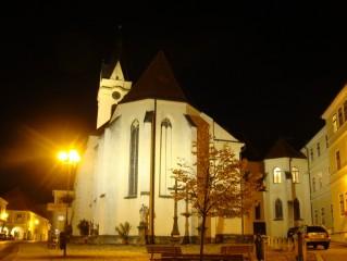 25. května - Noc kostelů