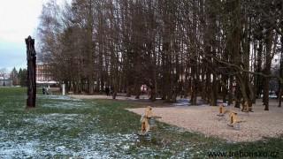 Dětské hřiště u Aurory