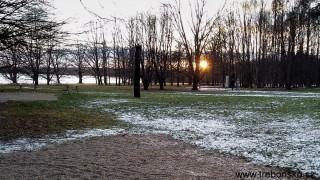 Západ slunce :-)