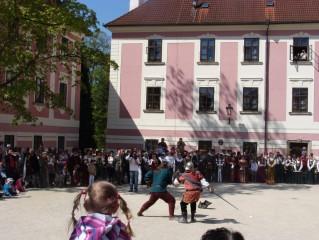 20. až 21. července - Krčínovy slavnosti