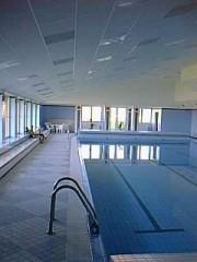 Plavecký bazén v ZŠ Borovany