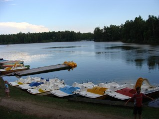 Rekreační Staňkovský rybník