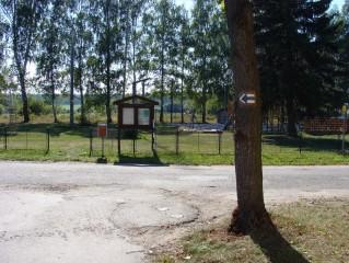 Petříkov - hřiště