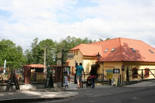 Pěšárna - Restarace a Vinárna