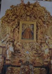 Oltářní obraz panny Marie Těšitelky