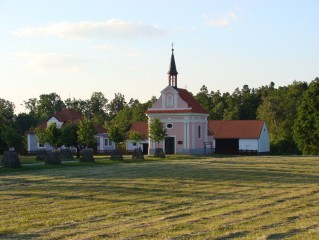 Kaple sv. Víta u Třeboně