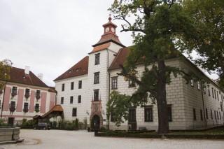 Třeboň - zámek