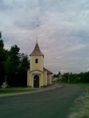 Kolem kaple k Rožmberku