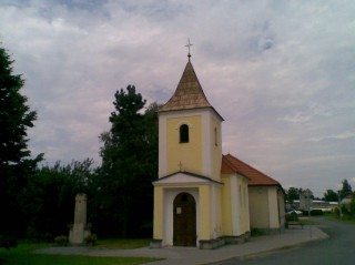 Návesní kaple