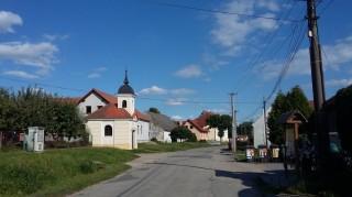 Kaple ve Staré Hlíně