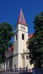 Farní kostel sv. Václava