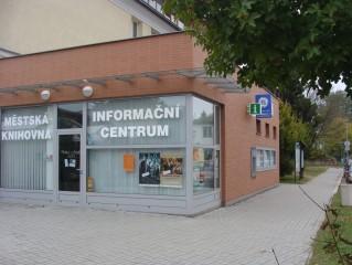 Infocentrum, knihovna
