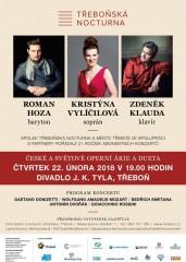 Česká a světová operní dueta - ZTN 2017/18