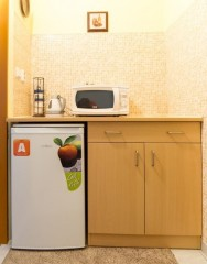 Penzion Pod dubem - kuchyňka