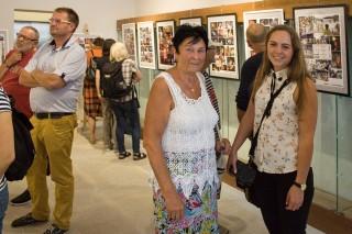 Výstava 25 let festivalu OT