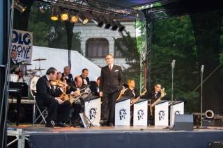 Ondřej Havelka and his Melody Makers, Zámek Třeboň park
