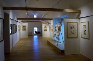 Výstavy v DŠN