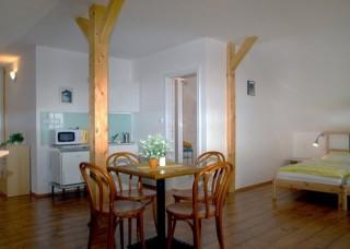 Penzion Vlasta - ubytování v Třeboni